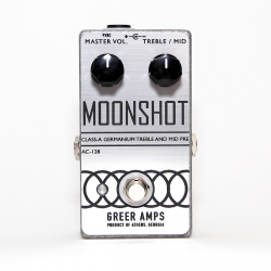 Greer Amps Moonshot
