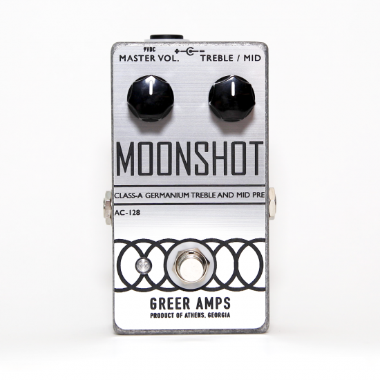 Greer Amps Moonshot