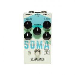 Greer Amps Soma 63 Vintage Preamp