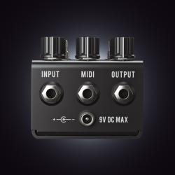 Jackson Audio BLOOM V2 - MIDI