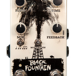 Old Blood Noise Black Fountain V3 + Tap Tempo