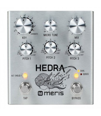 Meris Hedra Pitch Shifter Pedal