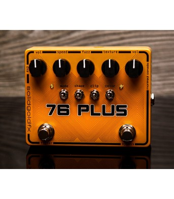 SolidGoldFX 76 Plus Octave Up Fuzz Filter