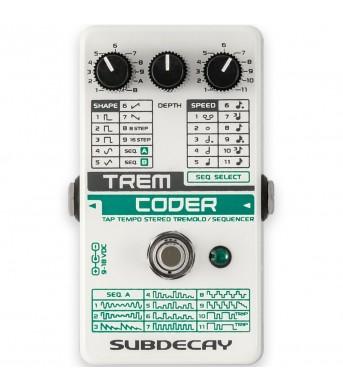 Subdecay TremCoder