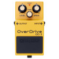 Overdrive Booster Pedals