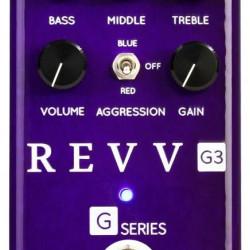 Revv Amplification - G3 Distortion Pedal
