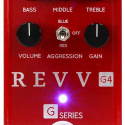 Revv Amplification - G4 Distortion Pedal