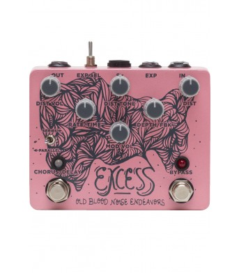 Old Blood Noise Excess Distortion Chorus-Delay