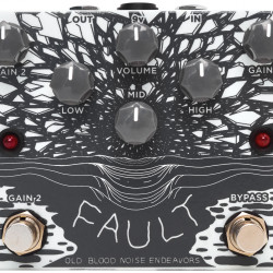 Old Blood Noise Fault Overdrive Distortion