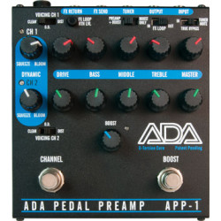 ADA AMPS APP-1 Pedal Preamp