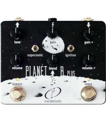 Crazy Tube Circuits Planet B Plus