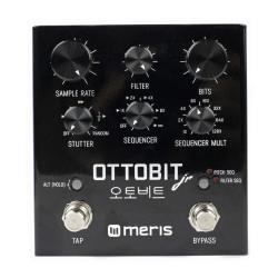 Meris Ottobit Jr. Bit Crusher / Step Sequencer / Sample Reduction pedal