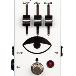 Old Blood Noise 3 Band EQ Buffer White