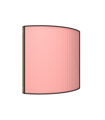 Vicoustic Cinema Round Ultra VMT Natural Oak Pink