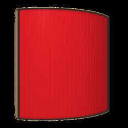 Vicoustic Cinema Round Ultra VMT Natural Oak Red