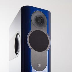 Kii Audio THREE Pro DSP Studio Monitor Pair Deep Sea