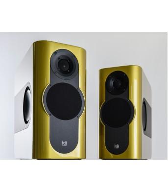 Kii THREE Pro DSP Studio Monitor Pair Sun Gold Metallic