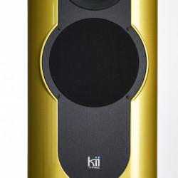 Kii Audio  THREE Pro DSP Studio Monitor Pair Sun Gold Metallic