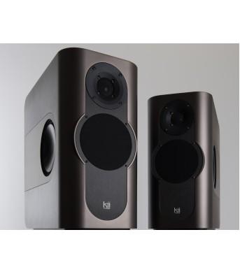 Kii Audio THREE Pro DSP Studio Monitor Pair Bronze Matt