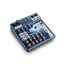 Soundcraft Notepad-8 FX