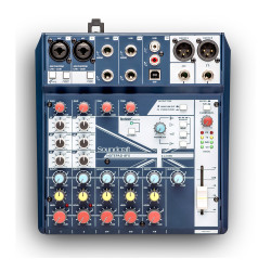 Soundcraft Notepad-8 FX