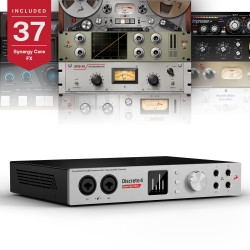 Antelope Audio Discrete 4 Synergy Core Special offer with Thunderbolt Cable