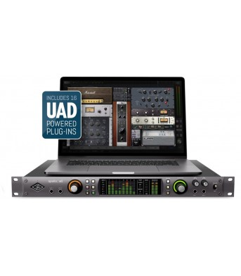 Universal Audio Apollo X8 Thunderbolt 3 Audio Interface