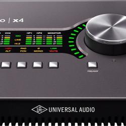Universal Audio Apollo X4 Thunderbolt 3