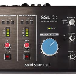 Solid State Logic SSL 2  +