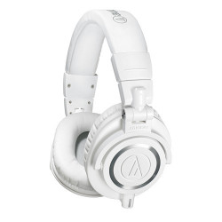 Audio Technica ATH M50 X WH