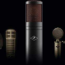 Antelope Audio Edge Duo Modeling Microphone