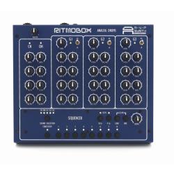 AVP Synthesizers Ritmobox Blue