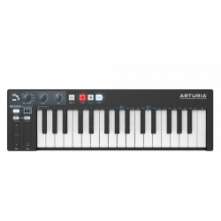 Arturia KeyStep Black Keyboard Controller and Sequencer