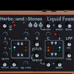 Herbs & Stones Liquid Foam Synthesizer