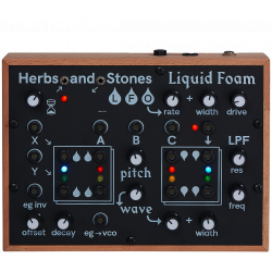 Herbs & Stones Liquid Foam Synthesizer