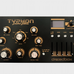 Dreadbox Typhon LTD Edition Mono Synth NEXT BUNCH EARLY APRIL