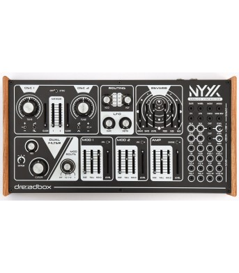 Dreadbox NYX 2 Desktop Semi Modular Synthesizer
