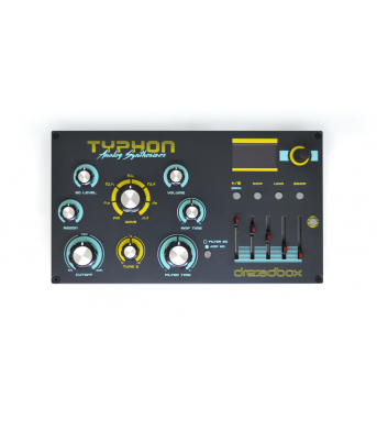 Dreadbox Typhon Mono Synth