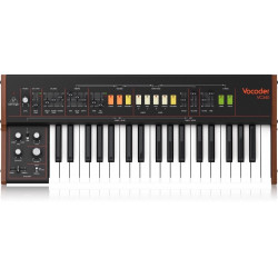 Behringer Vocoder VC340 6-Voice Analog Synthesizer B-STOCK