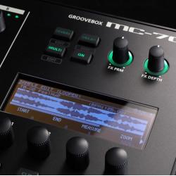 Roland MC 707 Groovebox Music Production Workstation