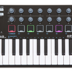Arturia MiniLab MkII Black Edition (Limited)