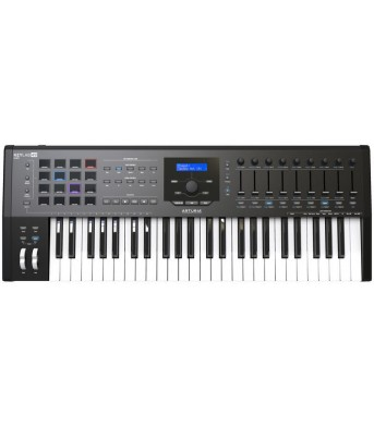 Arturia Keylab 49 MkII Black with free V-Collection 7