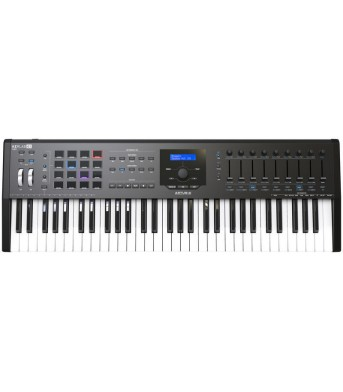 Arturia Keylab 61 MkII Black with free V-Collection 7