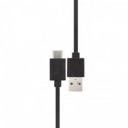 Prolink PB495 USB 2.0 Cable USB-C male - USB-A male 1m