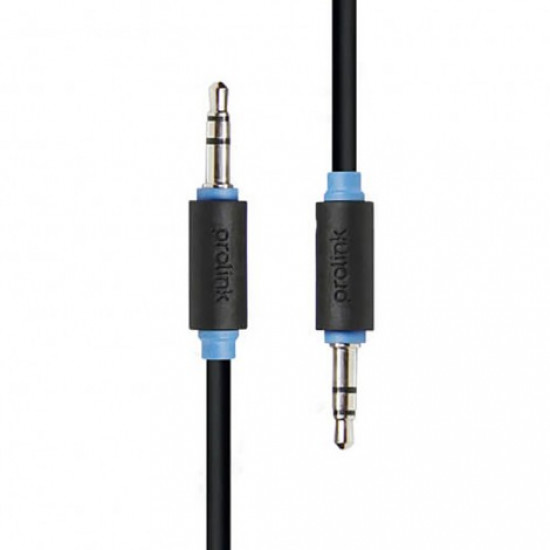 Prolink PB105 3.5mm ST plug to 3.5mm ST plug 5m