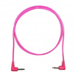 Tendrils Right Angled Eurorack Patch Cable (90cm Magenta) 6 patch
