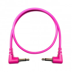 Tendrils Right Angled Eurorack Patch Cable (30cm Magenta) 6 patch