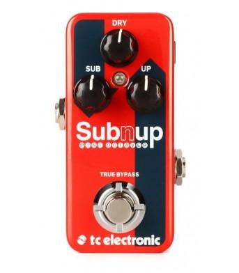 TC Electronic Sub-N-Up Mini Octaver Pedal