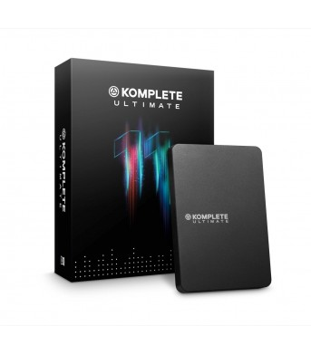 Native Instruments Komplete 11 Ultimate Software short term delivery