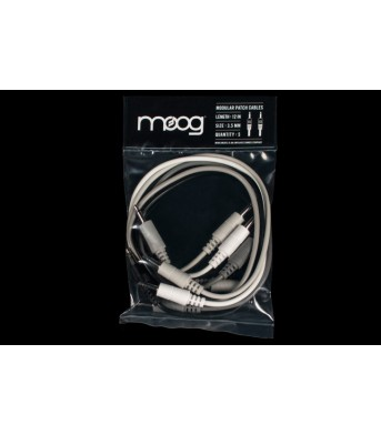 Moog Mother Patch Cable 30 cm 6 Pieces